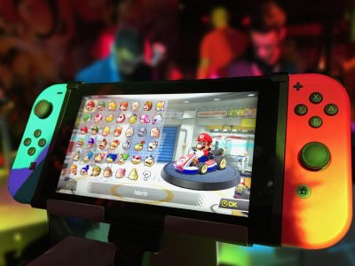 alles over de nintendo switch